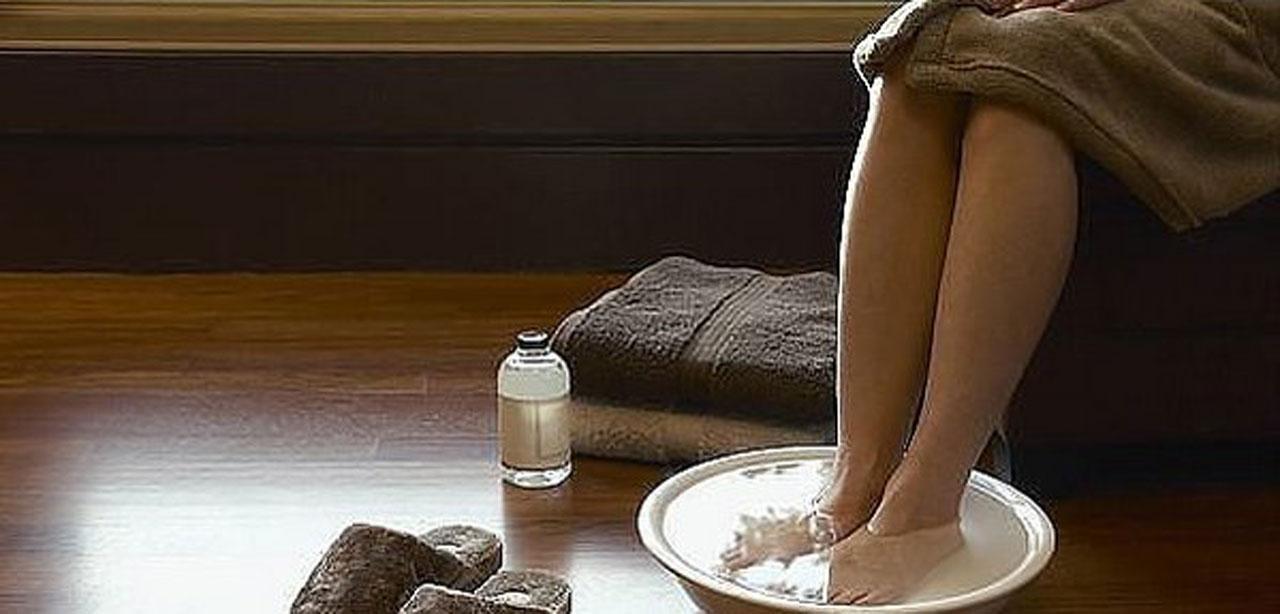 Народные рецепты - лечение болей в ногах