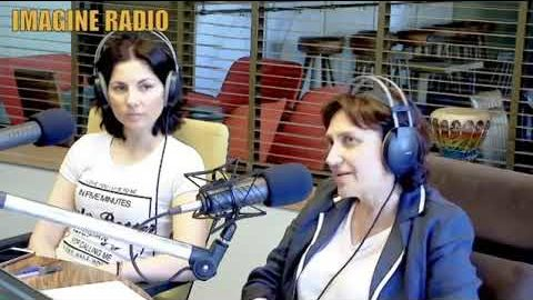 Интуиция в бизнесе. Прямой эфир на радиостанции Imagine Radio с участием Натальи Шарейко
