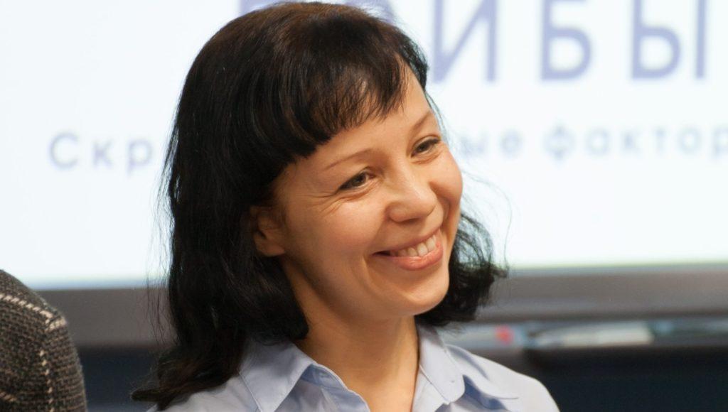 Наталья Добронравова