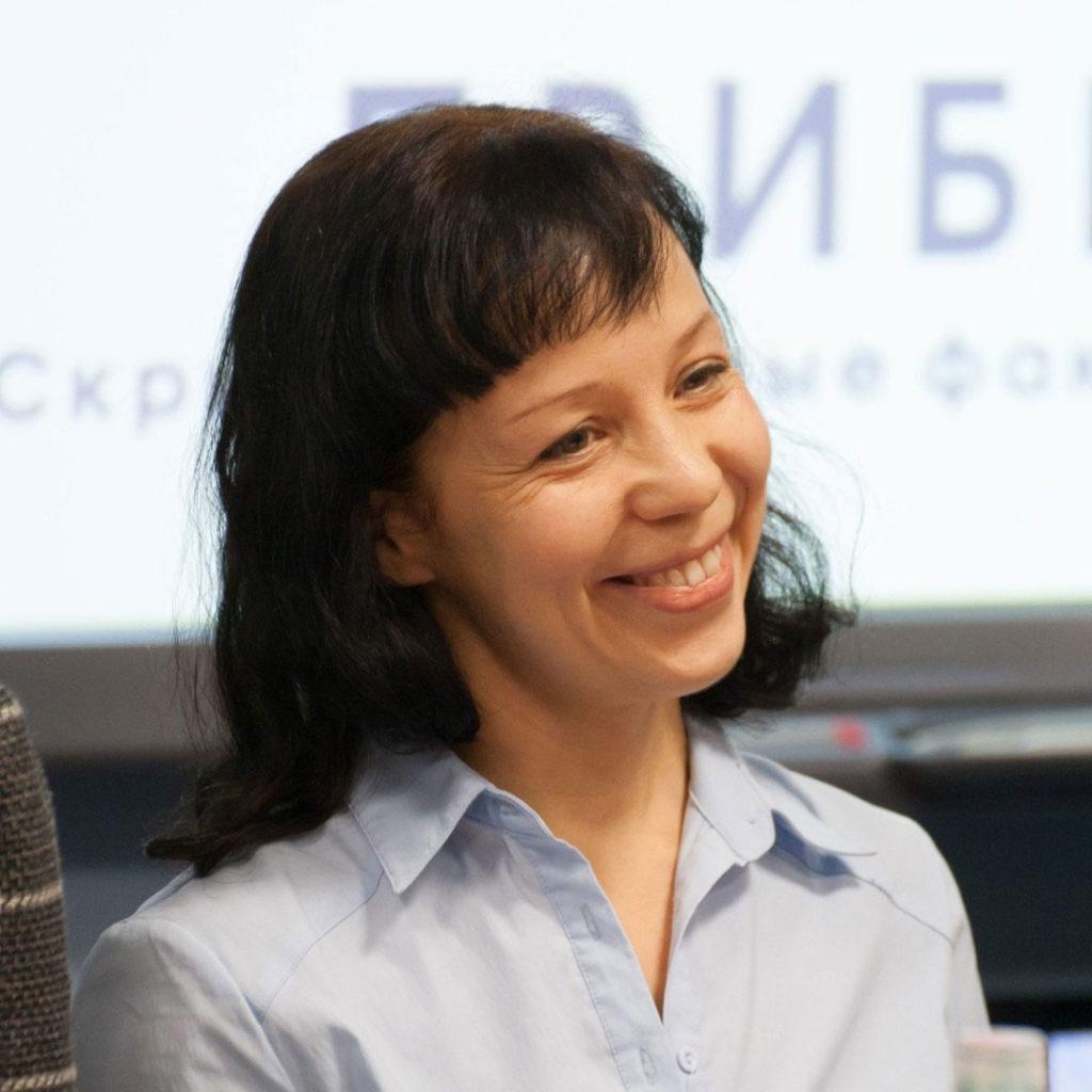 Наталья Добронравова - биосенсорный психолог, специалист центра «ЖИЗНЕВЕД».